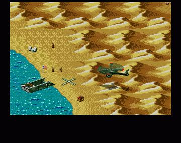 [MegaDrive] Desert Strike: Return to the Gulf Desert_strike_002