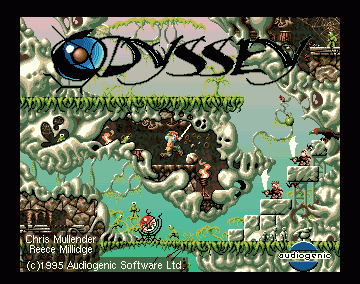 Odyssey:
