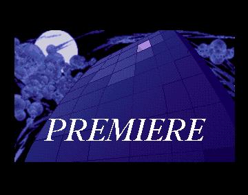 Premiere: